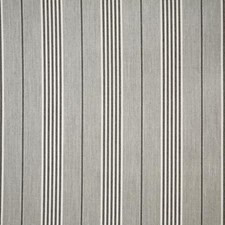 Graphite Stripe Decorator Fabric by Pindler