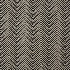 Black/Creme/Beige Traditional Decorator Fabric by JF