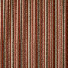 Cinnabar Stripe Decorator Fabric by Pindler