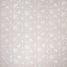 Mushroom Floral Decorator Fabric by Greenhouse