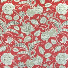 Rose Floral Decorator Fabric by Greenhouse
