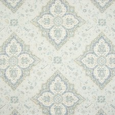 Spa Medallion Decorator Fabric by Greenhouse