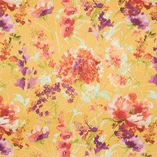 Sunburst Floral Decorator Fabric by Greenhouse