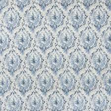 Harbor Scroll Decorator Fabric by Greenhouse