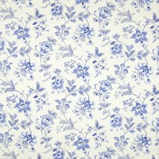 Porcelain Floral Decorator Fabric by Greenhouse
