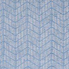 Sky Herringbone Decorator Fabric by Greenhouse