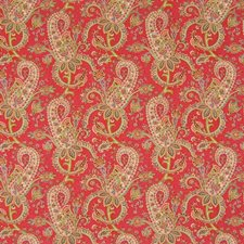 Rouge Decorator Fabric by Kasmir