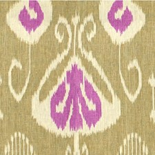 Orchid Ikat Decorator Fabric by Kravet