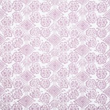 Lilac Ethnic Decorator Fabric by Pindler