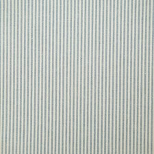 Blue Stripe Decorator Fabric by Pindler
