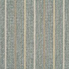 Aqua Weave Decorator Fabric by G P & J Baker