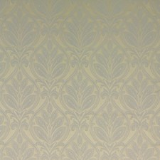 Pewter Damask Decorator Fabric by G P & J Baker