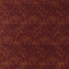 Garnet Chenille Decorator Fabric by G P & J Baker