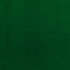 Emerald Velvet Decorator Fabric by G P & J Baker