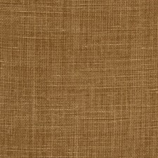 Ochre Solid Decorator Fabric by G P & J Baker