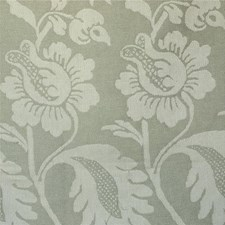 Green Botanical Decorator Fabric by Lee Jofa