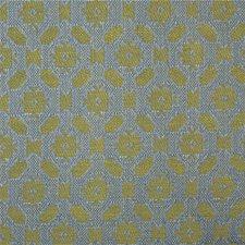 Blue/Green Geometric Decorator Fabric by Lee Jofa