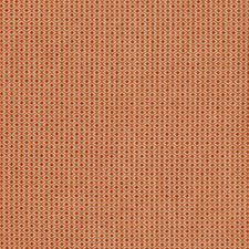 Tangerine Small Scales Decorator Fabric by Lee Jofa