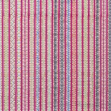 Pink Ethnic Decorator Fabric by Lee Jofa