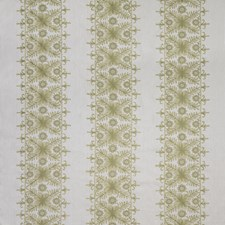 Leaf Green Botanical Decorator Fabric by Lee Jofa
