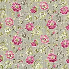 Jazzberry Decorator Fabric by Kasmir