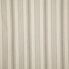 Natural Stripe Decorator Fabric by Pindler