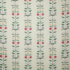 White Traditional Decorator Fabric by Pindler