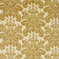 Bronze Velvet Decorator Fabric by G P & J Baker