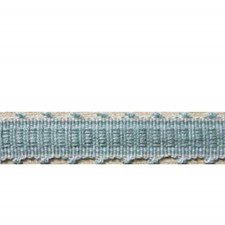 Gimp Aquamarine Trim by Brunschwig & Fils