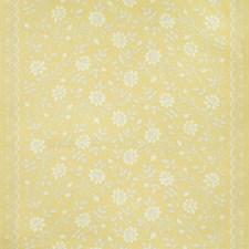 Canary Print Decorator Fabric by Brunschwig & Fils