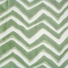 Leaf Geometric Decorator Fabric by Brunschwig & Fils