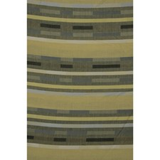 Black/Gold Stripes Decorator Fabric by Brunschwig & Fils