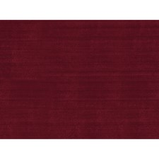 Florent Silk Velvet Cranberry Silk Decorator Fabric by Brunschwig & Fils