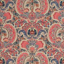 Blue Decorator Fabric by Kasmir