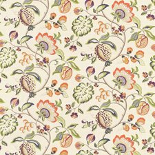 Clotted Cream Decorator Fabric by Kasmir