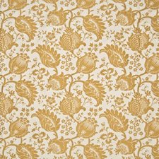 Golden Glow Decorator Fabric by Kasmir