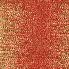 Citrine Flame Decorator Fabric by Scalamandre