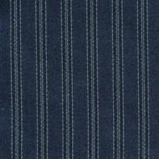 Navy Decorator Fabric by Kasmir