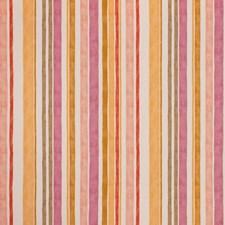 Peach Glow Decorator Fabric by RM Coco
