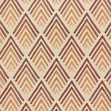 Papaya Decorator Fabric by RM Coco