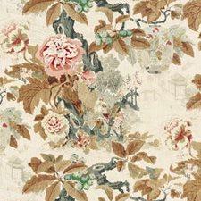 Browns Print Decorator Fabric by Lee Jofa