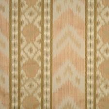 Multi Peaches/Taupes Decorator Fabric by Scalamandre