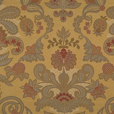 Oro Scuro Decorator Fabric by Scalamandre