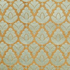 Jade/Gold Decorator Fabric by Scalamandre