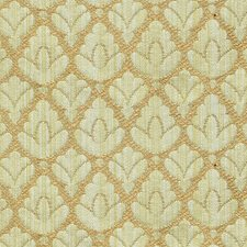 Green/Sienna Decorator Fabric by Scalamandre