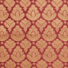 Sienna/Maroon Decorator Fabric by Scalamandre