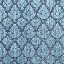Blue/Navy Decorator Fabric by Scalamandre