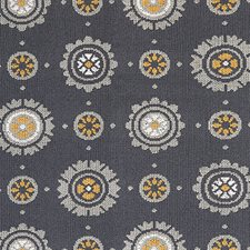 Antracite Decorator Fabric by Scalamandre
