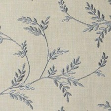 Glacier Embroidery Decorator Fabric by Duralee