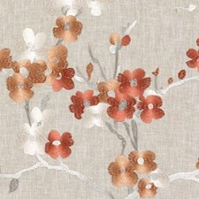 Sage/cinnamon Decorator Fabric by Duralee
